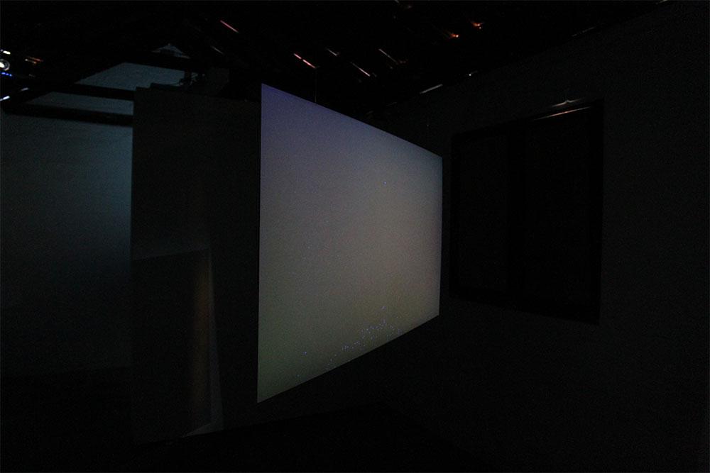 Jürgen Kerkovius: Terror Australis, 2013, video installation