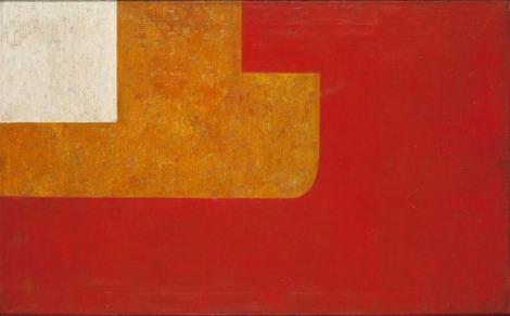 Wladyslaw Strzeminski, (1893-1952) Architectural Composition 13c 1929 oil on canvas, 96cm x 60cm