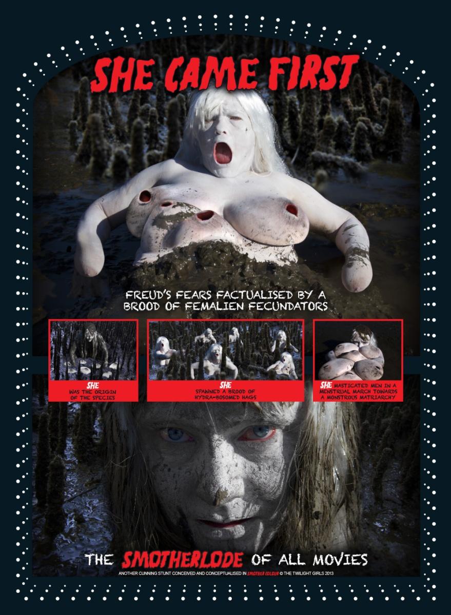 The Twilight Girls: Smotherlode, 2013, Leonardo high end matt print SOLD