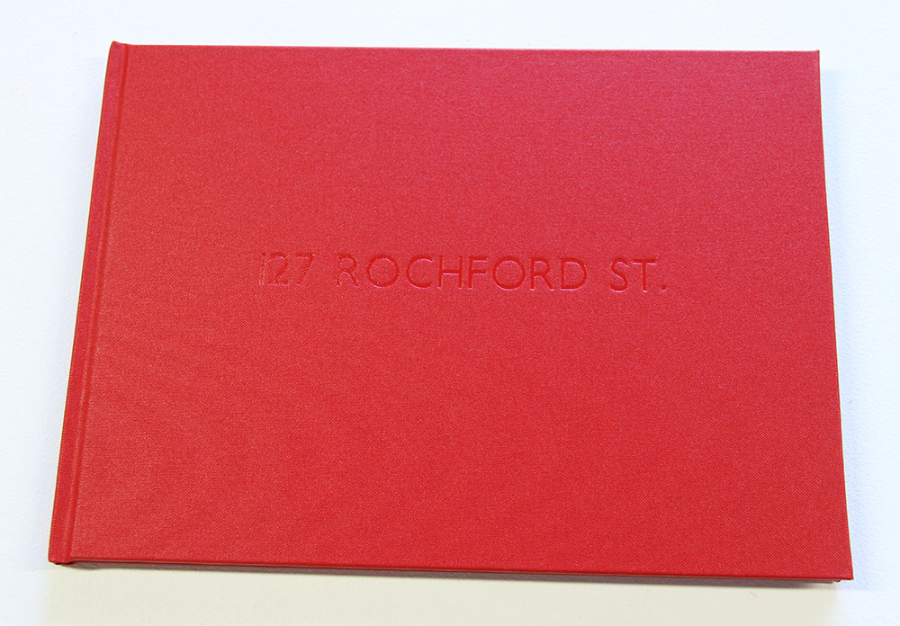 Sarah Goffman and Peter Jackson with Jane Polkinghorne: 127 ROCHFORD ST. A4