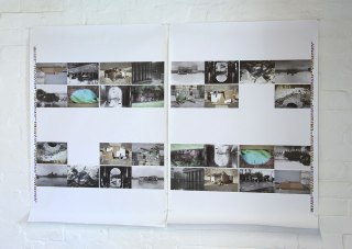Andrew Hazewinkel: The Acqua Alta Project, printers proofs, A1