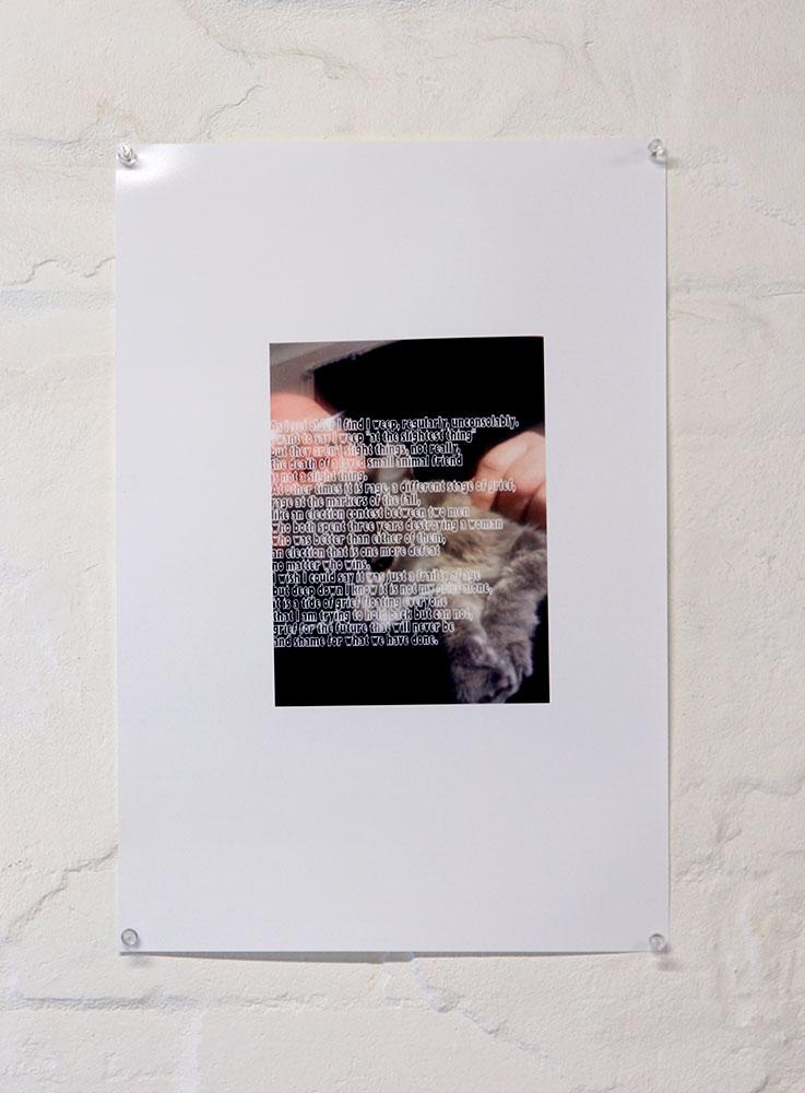 Ian Milliss: Untitled (2013), Digital Print