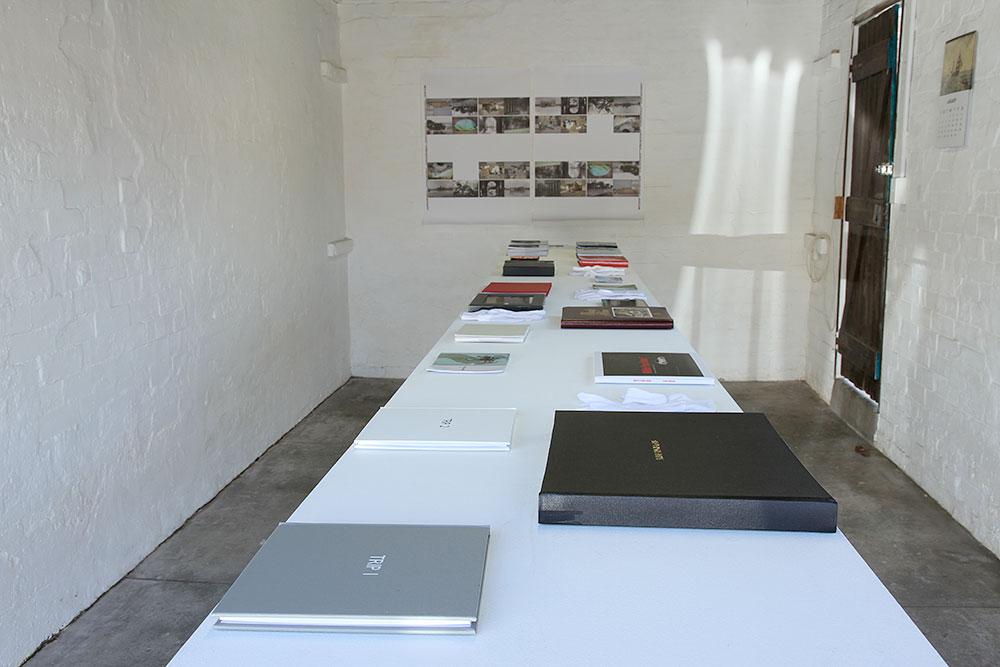 Bookish, installation view