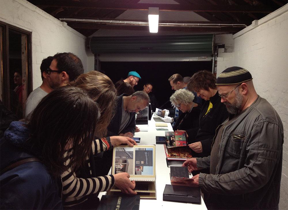 Bookish, opening night