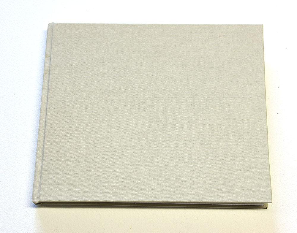 Rowan Conroy: MORGO STREET, 2013. 32 page case bound inkjet photobook on cotton rag