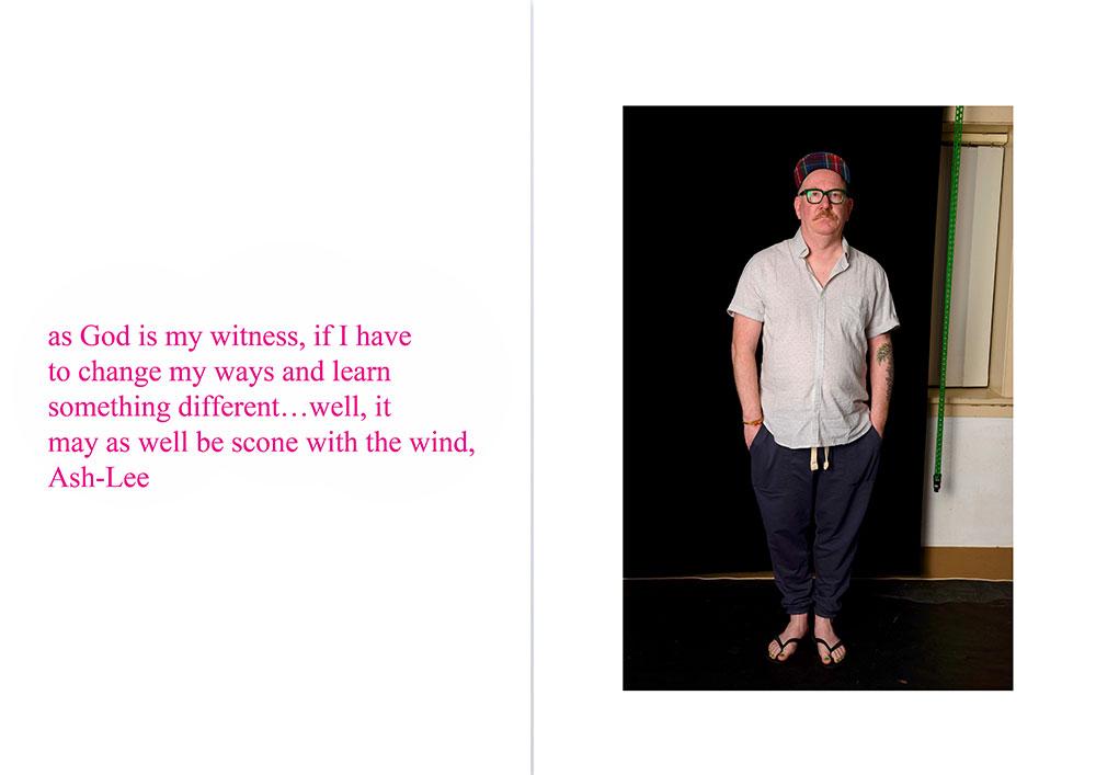 Richard Gurney: Pirouette Dream detail, 2013