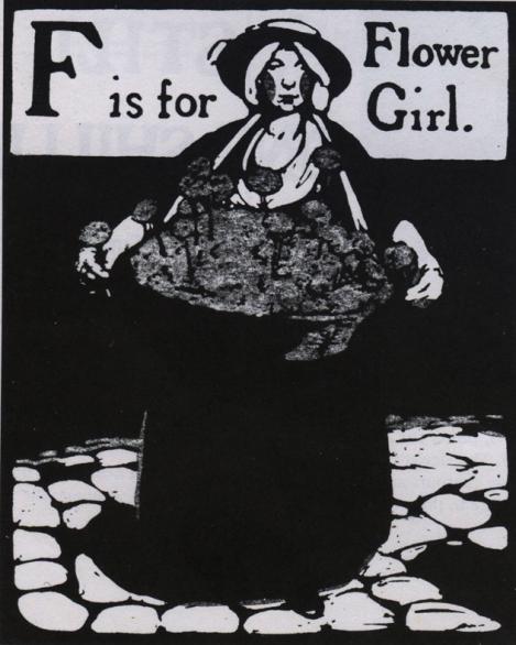 William Nicholson, An Alphabet, 1897