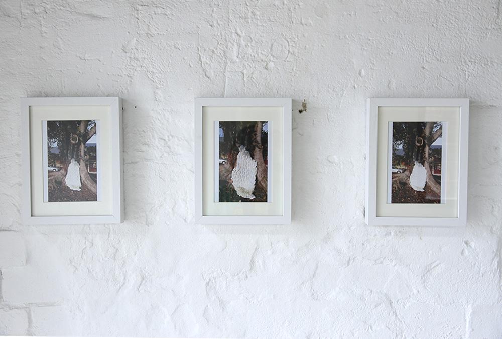 Annie Magdalena Lærkesen: installation view