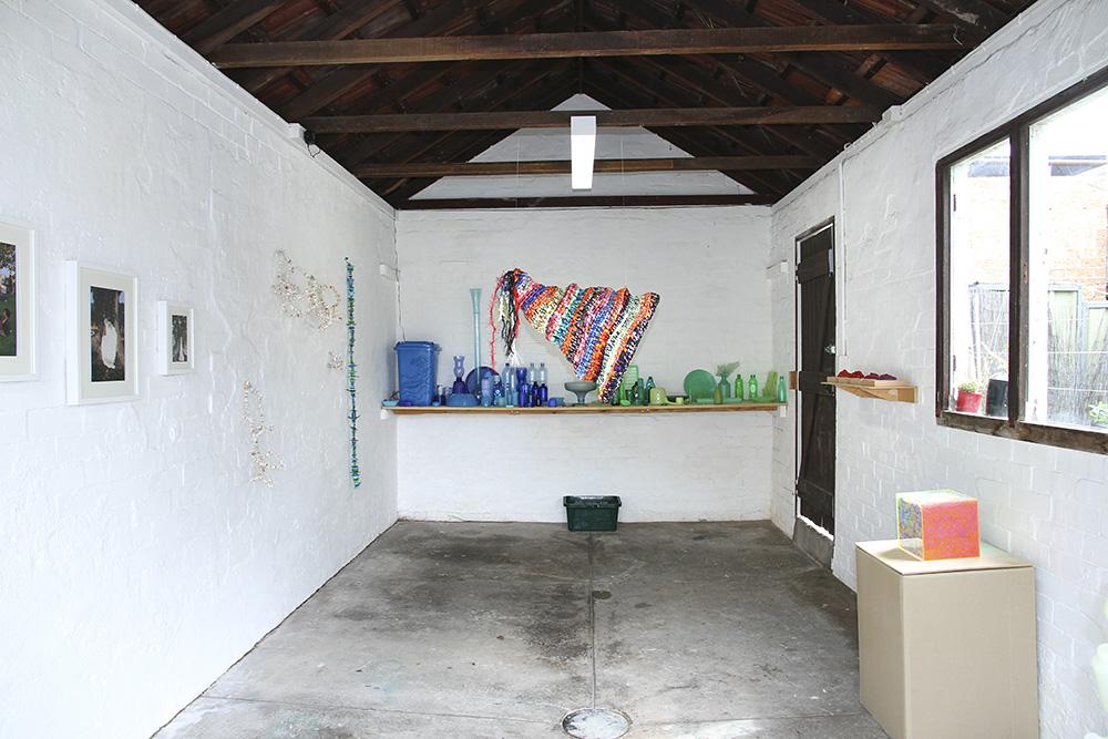 Plastic Oh No (installation image). Pic: J. Polkinghorne