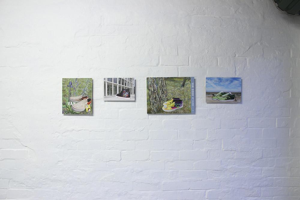 True Colour (installation view), Mark Titmarsh . Pic: Jane Polkinghorne, 2104