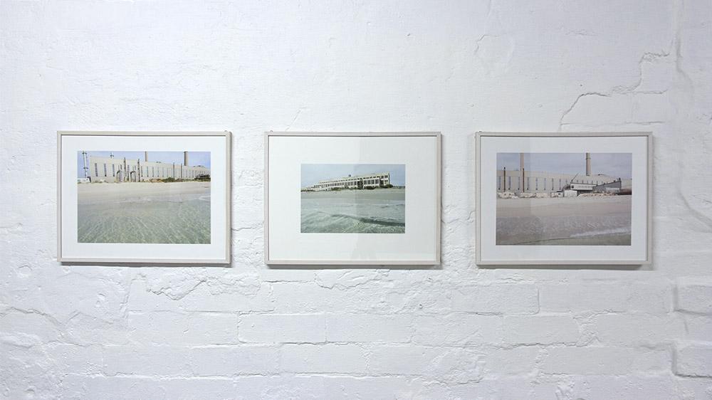 True Colour (installation view), Mark Titmarsh & Justin Trendall. Pic: Jane Polkinghorne, 2104