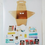 "Alison Stewart, Jane's Earthquake Kit, 2014. Archival pigment print, 21"" x 24"""