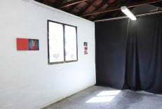 LA Woman, installation view