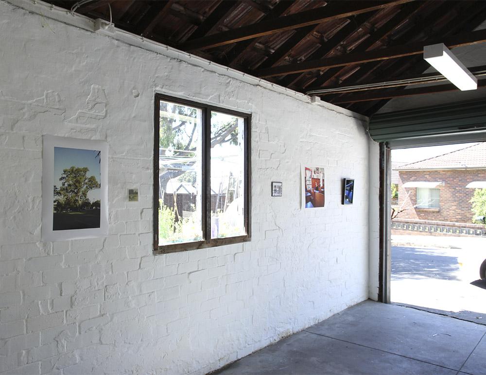 SELFISH, installation view