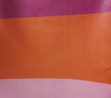 Francesca Mataraga: Banner for Marrickville Garage, detail, 2014.