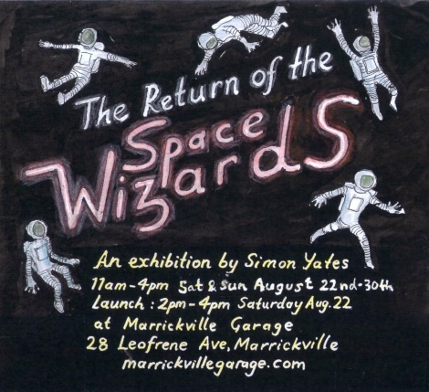Simon Yates, The Return of the Space Wizards