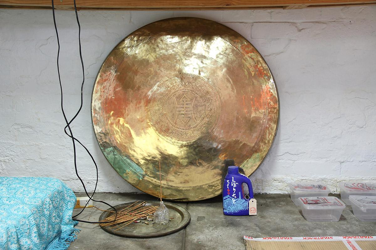 Sarah Goffman, Marrickville Opium Den, 2016. Detail