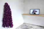 Cigdem Aydemir, Integration Salon, 2016, installation view